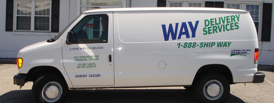 Way Delivery On Demand Services